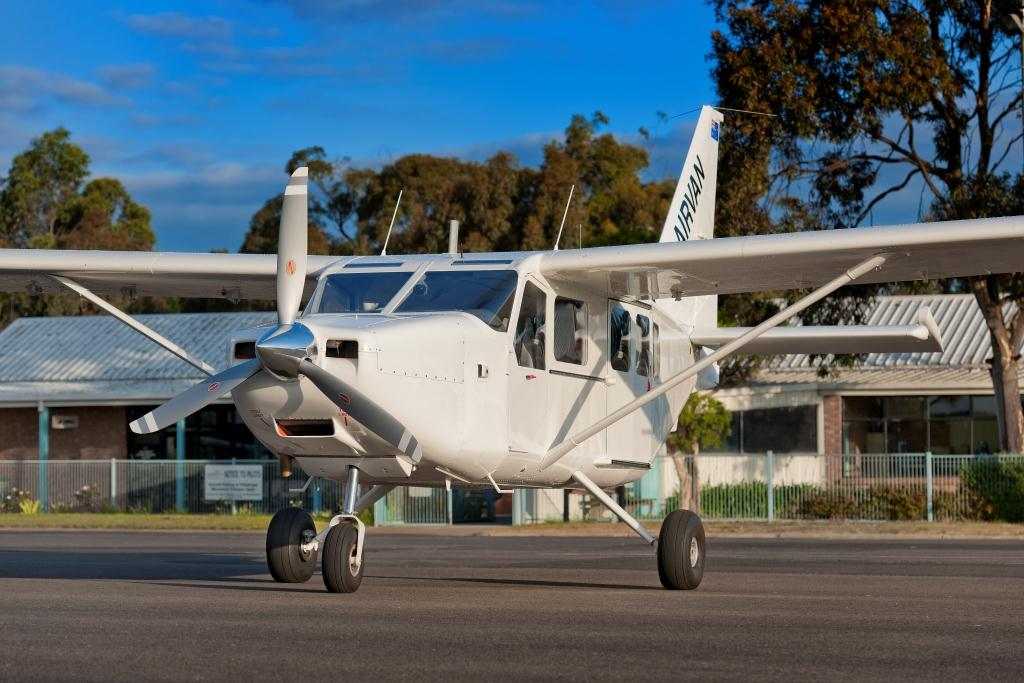 Extended warranty for Airvan