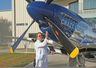 Fly in for the Mustang, stay for your medical