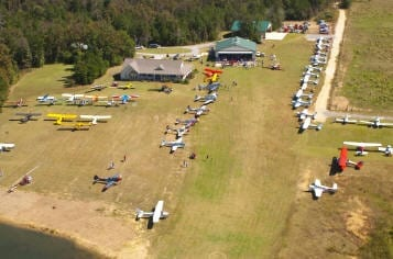 Open House and Fly-In slated for AL60