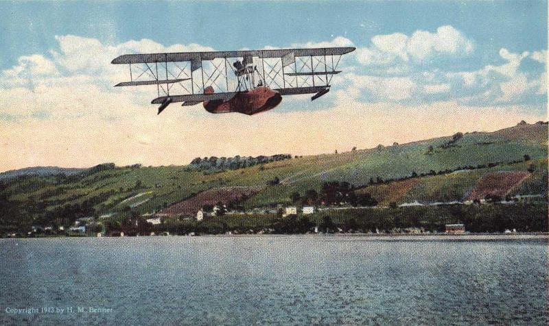 Centennial celebration planned for Curtiss Flying Boat
