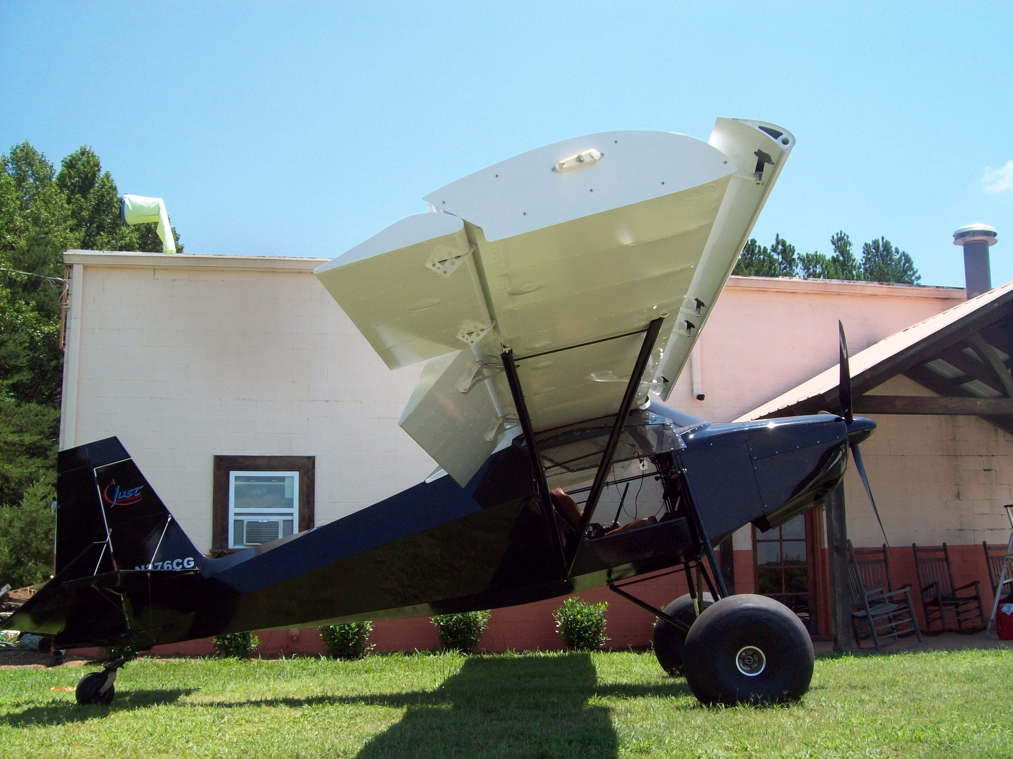 Just Aircraft debuts Superstol