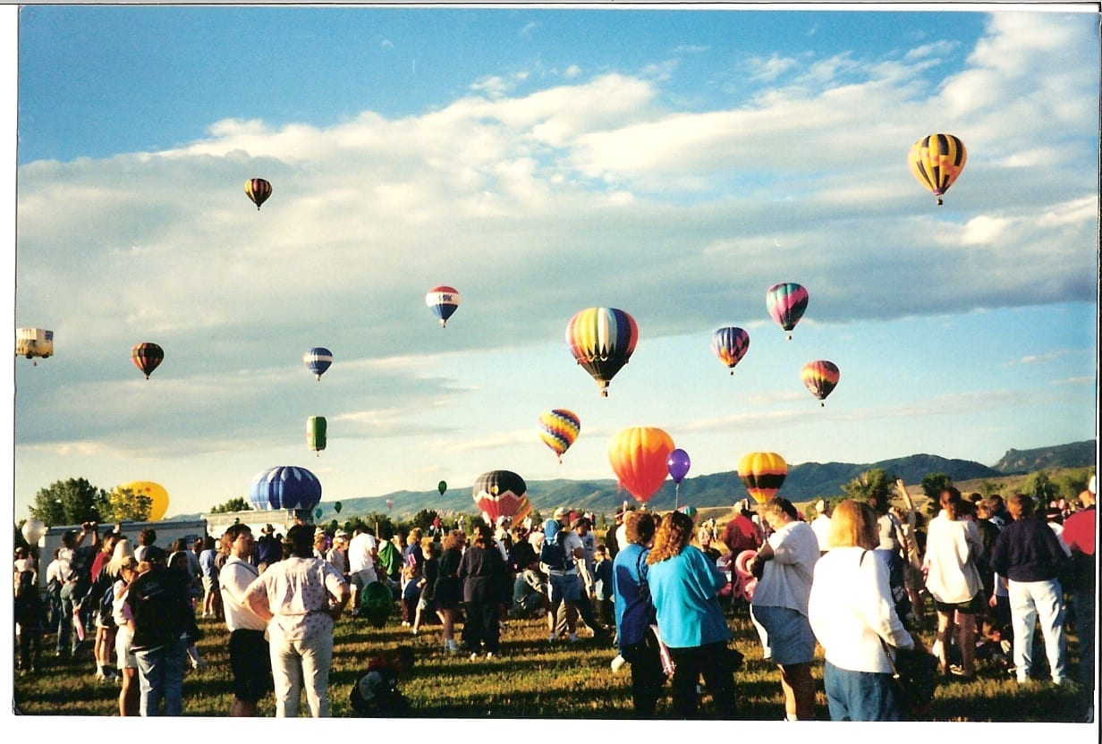Rocky Mountain BalloonFest debuts at Rocky Mountain Airshow this weekend