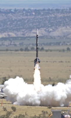Rocket launch highlight of Rocky Mountain Airshow