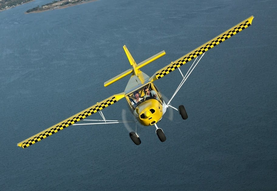 STOL CH 750 offered as factory-assembled LSA