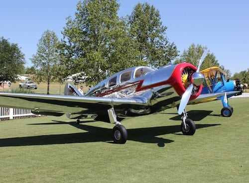 Triple Tree fly-in set for Sept. 5-9