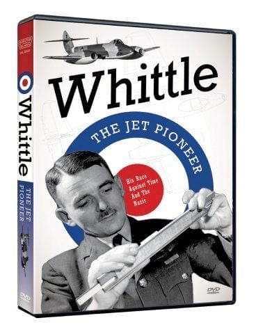 'Whittle — The Jet Pioneer' DVD set to be released on 70th anniversary of first jet flight in US