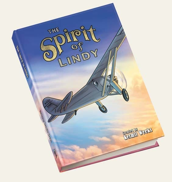 Fantasy of Flight founder publishes second children's book