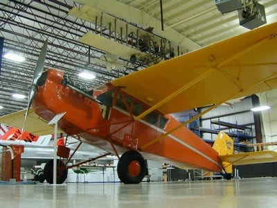 Air Zoo adds Curtiss Robin to its collection