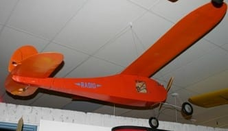 Air Zoo to display replica of first successful radio control airplane