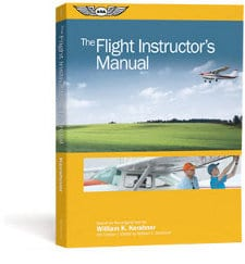 ASA releases 5th edition of The Flight Instructor's Manual