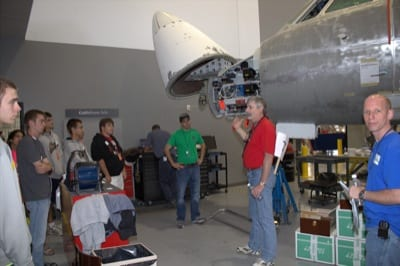 Duncan Aviation Career Day attracts 200