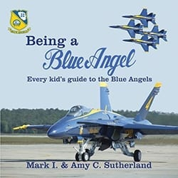 New children's book on Blue Angels to be released on Veteran's Day
