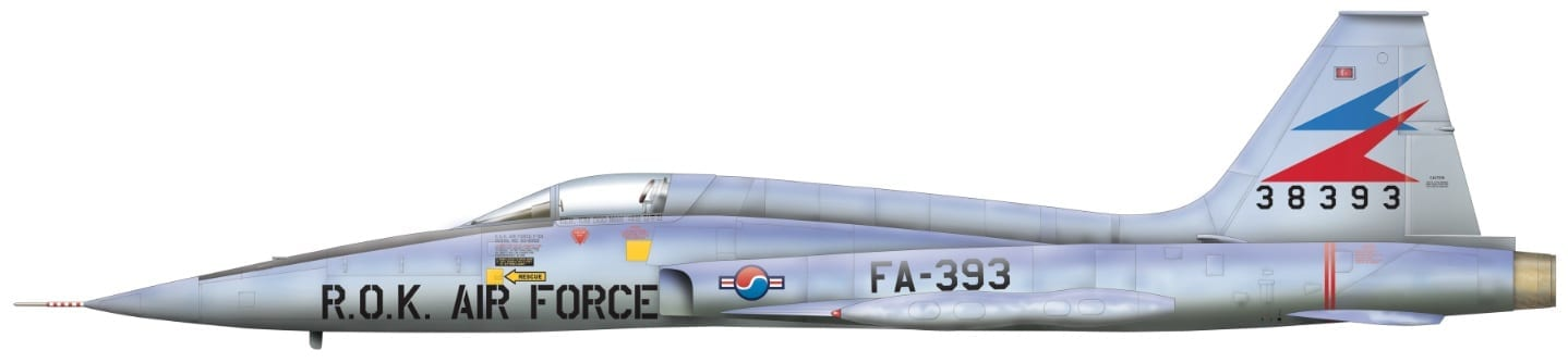 Pacific Aviation Museum to dedicate F-5A fighter