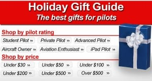 Make shopping for a pilot easier with Sporty's Gift Guide