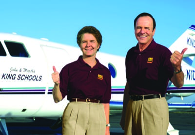 King Schools set to release international flying course