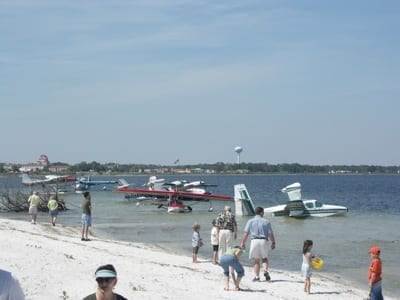 South Florida Seaplane Splash-In this Sunday