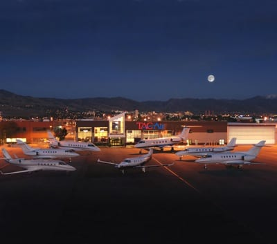 TAC Air FBOs joins Phillips 66 network