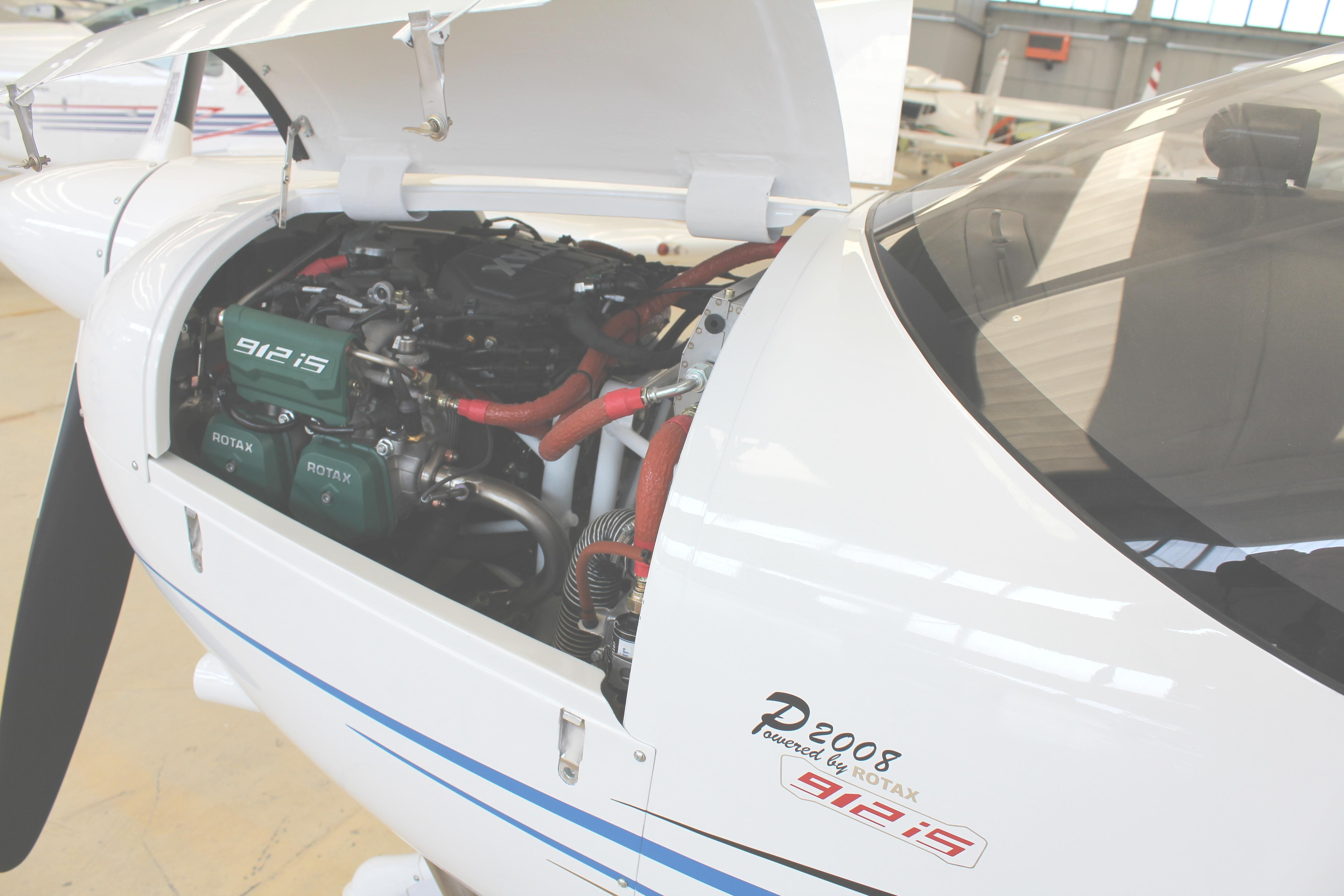 Tecnam delivers first Rotax 912iS powered P2008