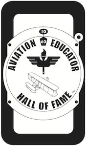 Aviation Educator Hall of Fame now tax exempt