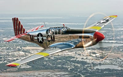 Wings of Freedom Tour to stop at Sebring LSA Expo