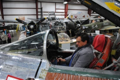 Museum slates Open Cockpit Day