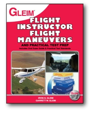 New Gleim Flight Instructor Flight Maneuvers book released