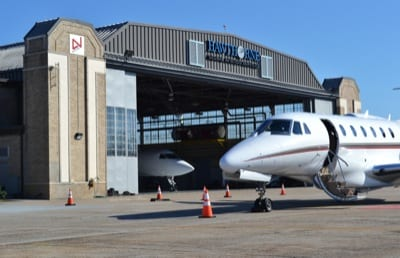 Hawthorne reopens FBO at NEW