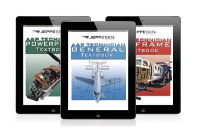 Jeppesen pilot training textbooks now available in e-books for iPad-based learning