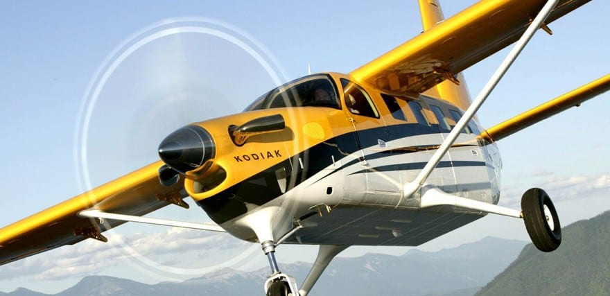 Capital infusion will help Quest Aircraft expand