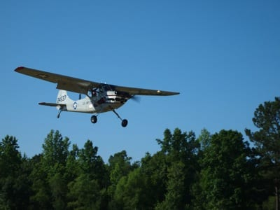 Oldest Fly-in Breakfast Club to land at GMU