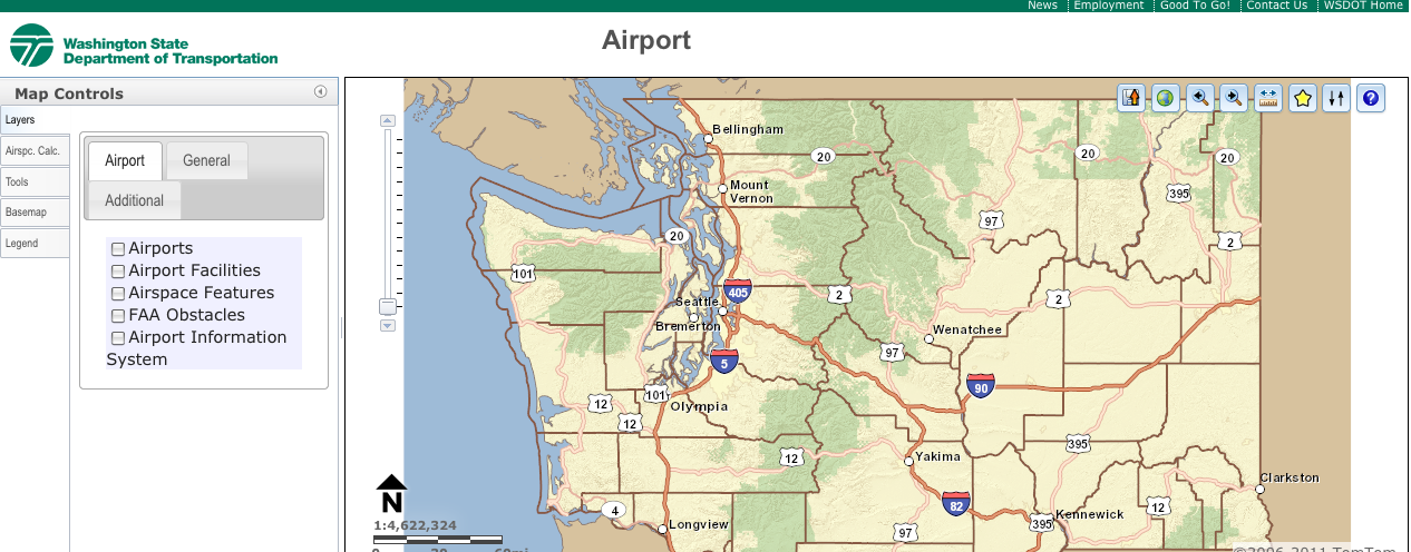 Public comments wanted on new airport mapping tool