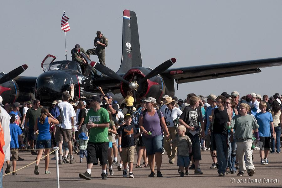 Rocky Mountain Airshow moves up a week next year