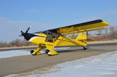 Kitfox to offer Rotax 912 iS