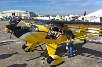 Sebring LSA Expo: A different kind of airshow