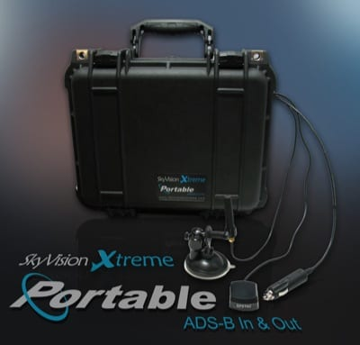 SkyVision Xtreme launches second generation portable ADS-B system
