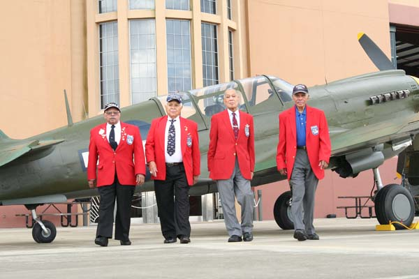 Black History Month brings Tuskegee Airmen to Fantasy of Flight
