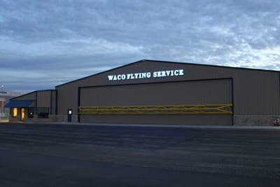 Waco Flying Service expands