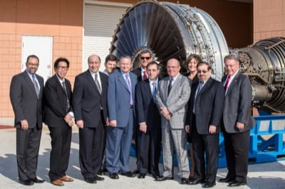 Pratt & Whitney donates two engines to Embry-Riddle