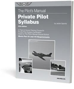 Fifth edition of 'The Pilot's Manual: Private Pilot Syllabus' released