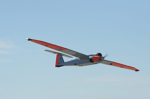 University conducts its first drone research mission over Gulf of Mexico