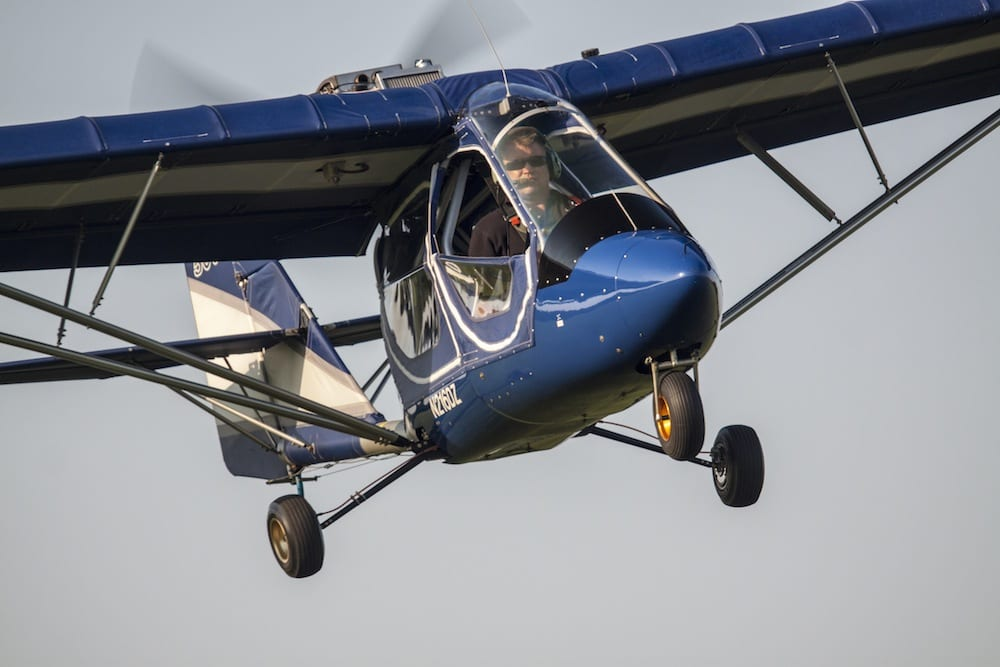 Quicksilver Aircraft Northeast will cover New England