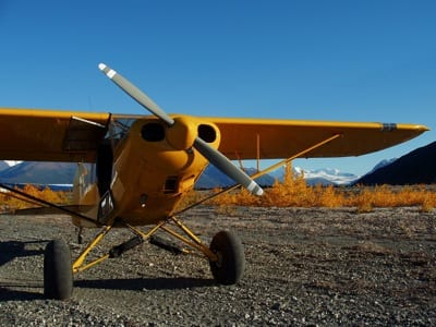 Alaskan Bushwheel: Helping GA pilots get to where they need to go