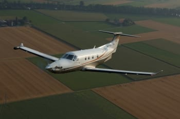Win the use of a Pilatus PC-12 for eight hours