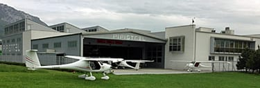 Visiting Rotax and Pipistrel