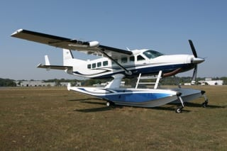 Wipaire completes Type Certification Authorization for Grand Caravan on floats