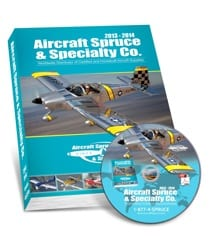 New Aircraft Spruce catalog released