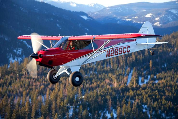 CubCrafters updates Carbon Cub SS and Sport Cub