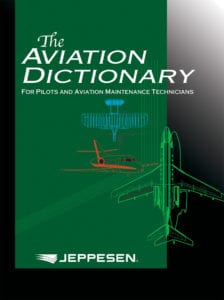 IMAGE - Jeppesen e-book Aviation Dictionary