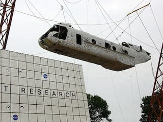 NASA helicopter test a smash hit