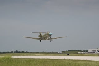 First production Citation M2 takes flight